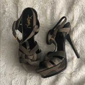 Authentic💯Yves Saint Laurent Tribute Softy Camo